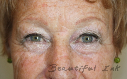 Semi Permanent Makeup – Eyebrow Tattoo