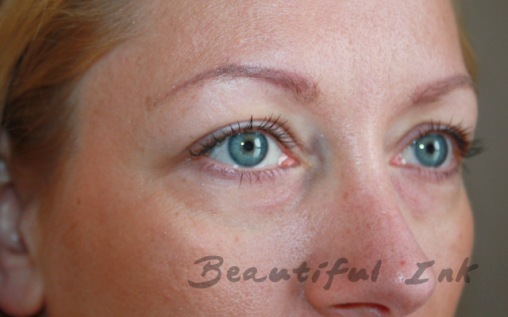 Faded Eyebrow Tattoo - Top up & reshape (new client)
