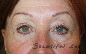 Healed - Naturally textured brows