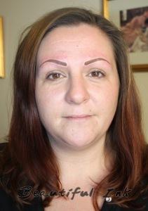 Permanent Makeup Eyebrow Tattoo (28) | Stretch Mark ...