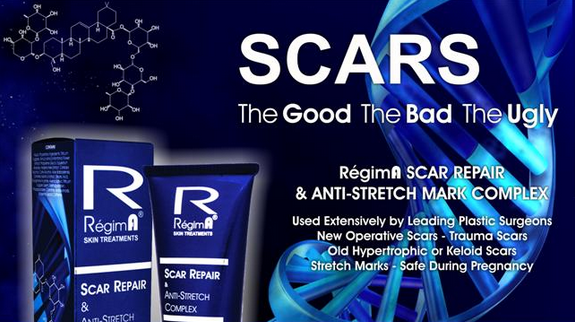 RegimA Scar & Stretch Mark Repair Cream